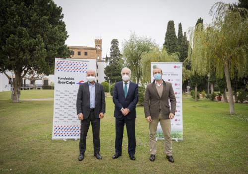 Reforestación Aragón CO2 Revolution